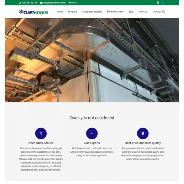 clintventa website