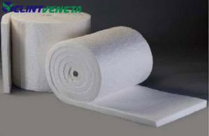 Slag wool sound insulation