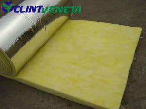 Fiberglass sound insulation