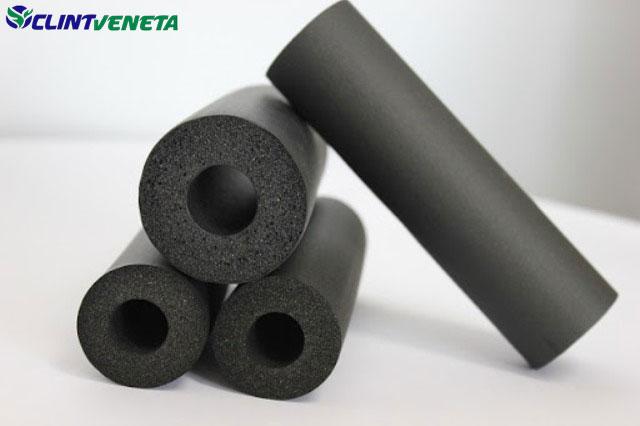 Tubular elastomeric insulation